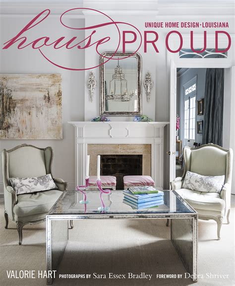 design home book clairefontaine book review quot house proud quot by valorie hart goedeker s