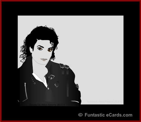 Michael Jackson Birthday Card Articles Health Brazil Cheap Tickets Online