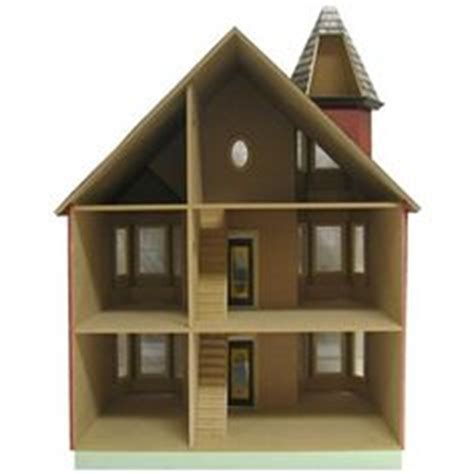 hobby lobby doll house kits d7 painted lady dollhouses on pinterest painted ladies dollhouse kits and dollhouses