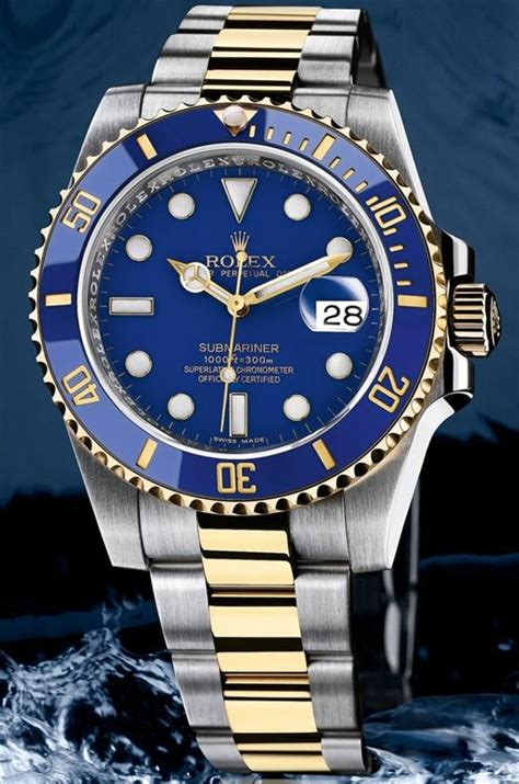 Rolex Submarine 2 rolex submariner two tone watches for 2009 i finally