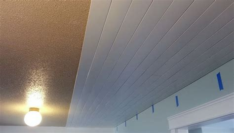 Nailing Tongue And Groove Ceiling by White Tongue And Groove Ceiling The Clayton Design