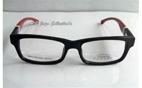 Kacamata Oakley Set Ltteloul Keren High Quality jual frame kacamata oakley junkyard new sporty a r