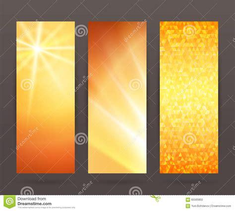vertical layout web design set vertical banner background template layout flyer66
