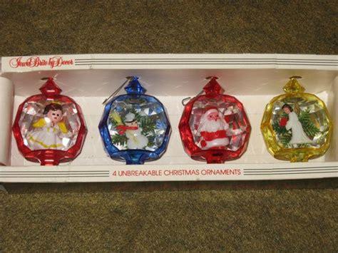 brims 1960s snowman angel 56 best images about vintage plastic ornaments on
