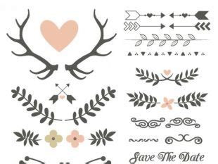 Wedding Font Ornament by Floral Ornament For Wedding Free Vectors Ui