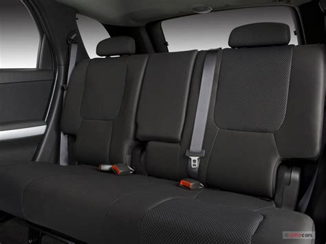 Vehicles With Most Leg Room by 2008 Pontiac Torrent Interior U S News Best Cars