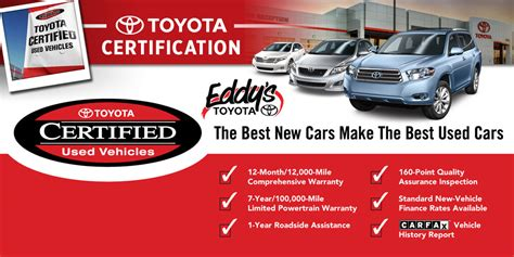 Toyota Certified Program Uot Dealer Toyota