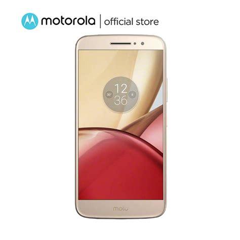 Motorola Moto M 4 32gb Gold jual motorola moto m smartphone gold 32gb 4gb