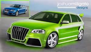 Custom Audi A3 Custom Audi A3 By Jm Gfxdesign On Deviantart