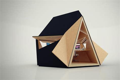 Office Origami - tetra shed bureau de jardin modulaire yook 244