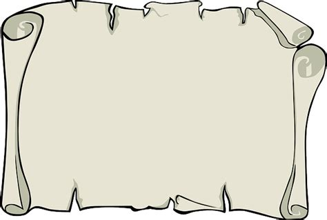 Lop Putih Polos Sidu 90 parchment paper note 183 free vector graphic on pixabay