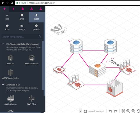 Cloud Diagram Generator 5 free aws diagram generator to draw aws