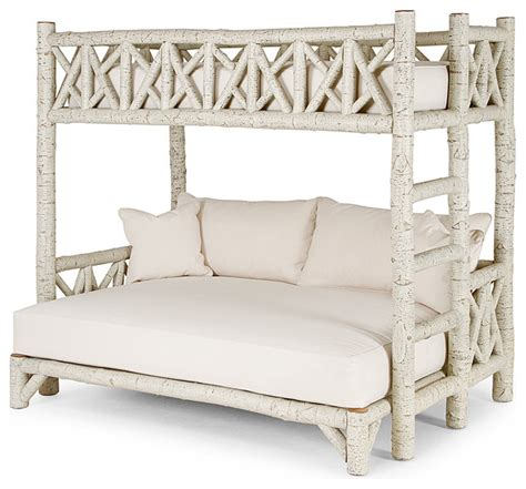 Bunk Beds Milwaukee Rustic Bunk Bed 4254 By La Lune Collection Rustic Bunk Beds Milwaukee By La
