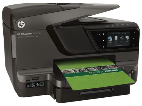 Printer Hp Officejet Pro 8600 Plus E All In One hp officejet pro 8600 plus e all in one printer hp