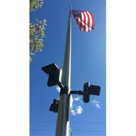 Polepal Solar Flagpole Light Review Solar Lights Reviews