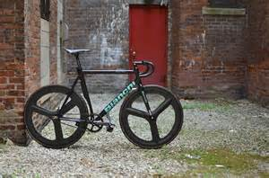 Photos Of Bikes Bianchi Pista Tri Spoke Superb Bicycle