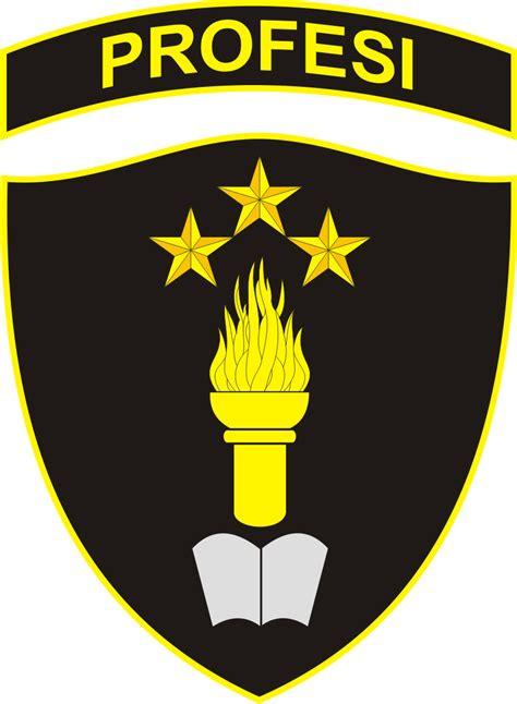 logo profesi kepolisian negara republik indonesia polri