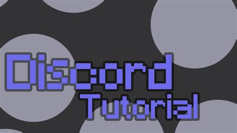 discord tutorial how to make your own custom discord hypixel minecraft