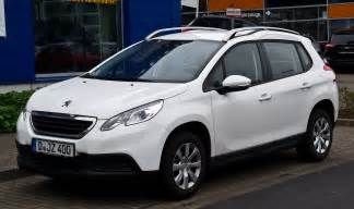What Is A Peugeot Peugeot 2008 Wikiwand