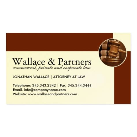 attorney at business card template lawyer business card templates bizcardstudio