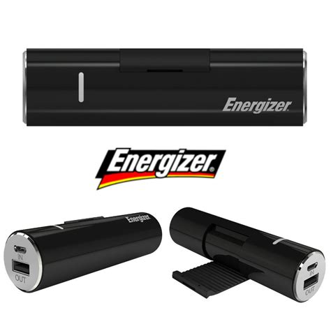 Energizer Rechargable Usb Batteries Bunny Not Included by Energizer 2600mah External Backup Battery Charger Portable