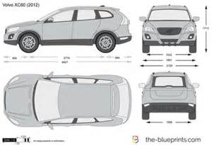 Volvo Xc60 Measurements The Blueprints Blueprints Gt Cars Gt Volvo Gt Volvo
