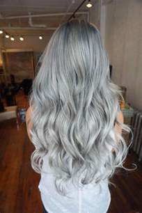 silver hair color formula transformation dimensional charcoal modern salon