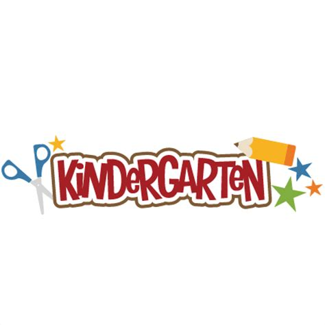 Cut Title Templates by Kindergarten Svg Scrapbook Title Pencil Svg File Free Svgs