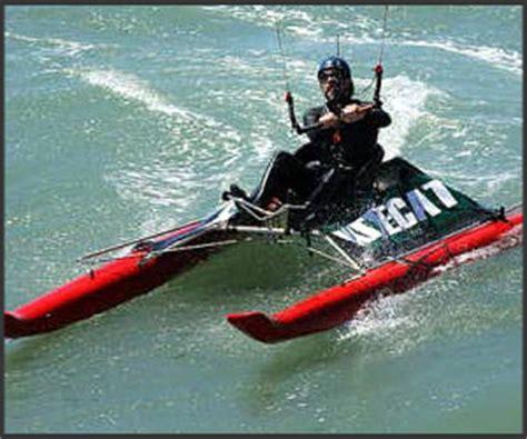 inflatable sailing catamaran nz peter lynn kiteboarding kitecat kitesailing kite cat
