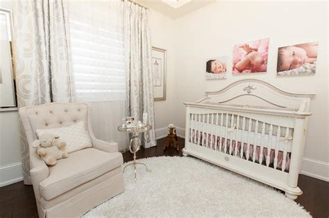 baby pink bedroom furniture beige nursery walls design decor photos pictures