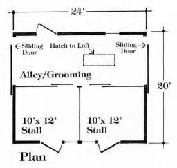 Small Horse Barn Floor Plans by Home Ideas 187 Small Horse Barn Floor Plans
