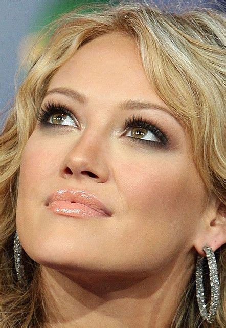 Lindsay And Hilary Make Up by Hilary Duff Makeup Wedding Ideas Smoky Eye