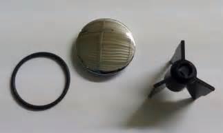 kohler 21318 cp chrome plated stopper