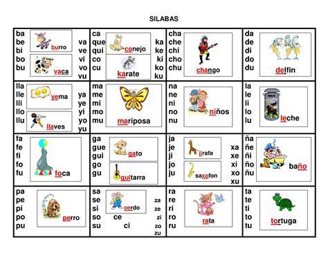 imagenes educativas trabadas silabario en gran formato imagenes educativas