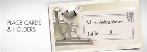 table place card holders wedding place cards wedding place card holders city