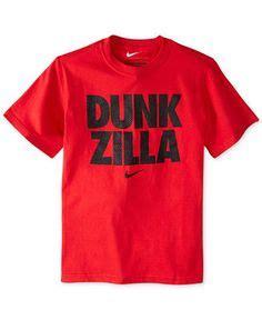 Nike Dunk Zilla Merah nike boys legend status graphic t shirt s sporting goods sports gear