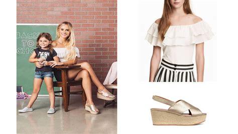 Amanda Ruffle Top amanda stanton white ruffle top and gold wedge sandals