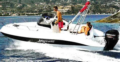 barche con cabina barca con cabina marinello 19 sport wa companymarine
