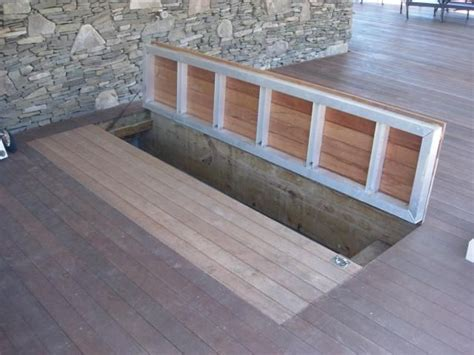for the deck basement hatch home