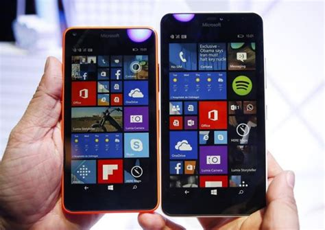 microsoft lumia 640 windows 10 update windows 10 mobile update rolled out to microsoft lumia 640