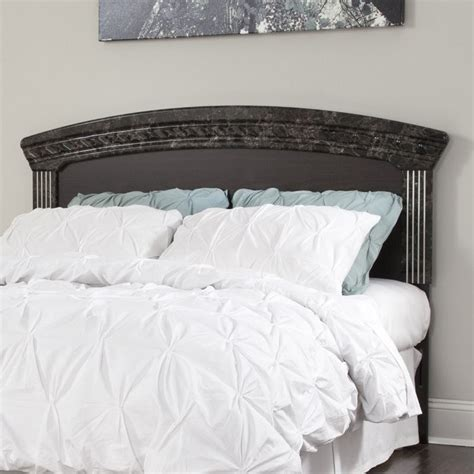 dark wood headboard queen ashley vachel wood full queen panel headboard in dark