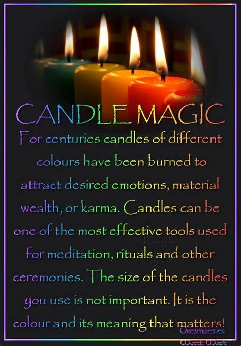 candle magic colors candles for centuries candles of different colors