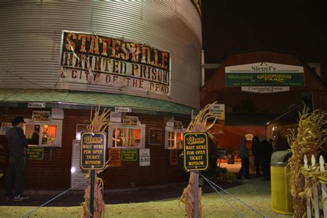 statesville haunted house chicago haunted house reviews 2014 redeye chicago
