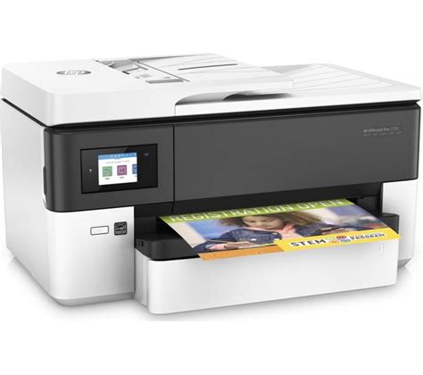 Printer A3 Plus buy hp officejet pro 7720 all in one wireless a3 inkjet printer with fax free delivery currys