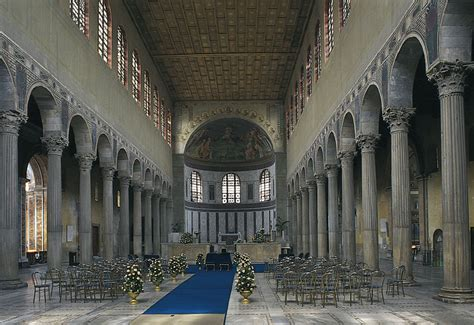 christian architecture the early christian basilica