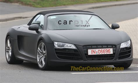 small engine maintenance and repair 2010 audi r8 electronic valve timing spy shots 2010 audi r8
