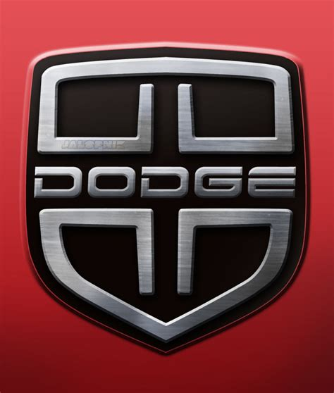 logo dodge dodge s new logo