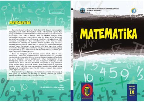 Buku Matematika Smp Jl 3b buku matematika smp kelas 9 semster 2 kurikulum 2013