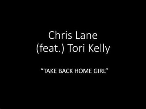 chris feat take back home lyrics