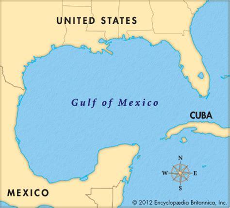 gulf of mexico encyclopedia children s homework